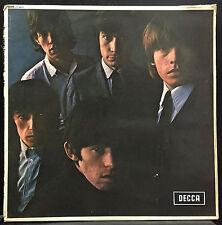 Rolling Stones No 2 LP VG+ Mono UK Decca LK 4661 Original 1965 Blind Man Text 1A