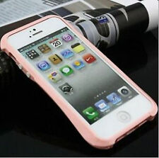 New iPhone 4 4S iPhone4 PC Hard Edge Bumper Frame Colorful Dropping Protector AU