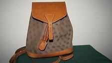 Dooney And Bourke Backpack dooney and bourke pack leather and nylon pack