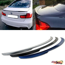 PAINTED BMW F30 3-Series P Type Rear Trunk Spoiler Wing 13 14 328i 335i SEDAN