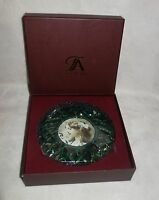 Taylor Avedon collectible Enamel  Photo picture Frame round b new