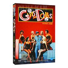 Guys And Dolls (1955) DVD - Joseph L. Mankiewicz, Marlon Brando (New*All Region)