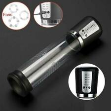 Rechargeable Penis Enlarger-pumps Male Performance Enhancement Penis Pump