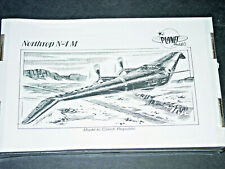 Northrop N-1M WW II Test Bed for XB-35/YB-49 Flying Wings  Planet Resins 1/72 *