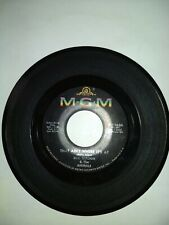 Eric Burdon & The Animals 45 RPM Help Me More/That AInt Where It's At  1966 Rare