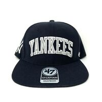 New York Yankees Snapback Hat '47 Brand NY Baseball MLB