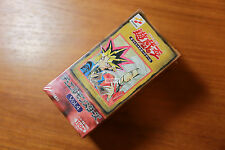 Yugioh Japanese Vol. 4 Booster Box【Extremely Rare】1999 Factory-Sealed