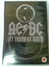dvd ac/dc let there be rock pavillon de paris 1979  bon scott