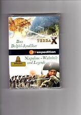 Terra X - Das Delphi-Syndikat / Napoleon-Wahrheit und Legende / NEU / DVD