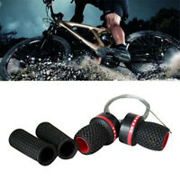 Bike Gear Grip Shift Levers Bicycle Cycle Speed Control Handlebar