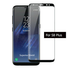 100% Genuine Tempered Glass LCD Film Screen Protector For Samsung Galaxy S8 Plus