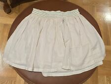 BELLEROSE Girls Cotton Skirt Size 16 New Without Tags