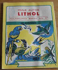 ancien protége cahier huile autos lithol philadelphia bakou oil cie