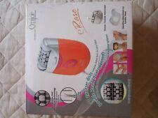 Emjoi eRase 60-Disc Precision Hair Removal Epilator (Orange) AP-14EO