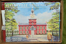 HO Model Train Plasticville USA Town Hall 2950-249 Not Built