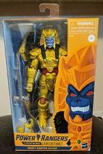 Hasbro Power Rangers Lightning Collection Mighty Morphin Goldar Nib