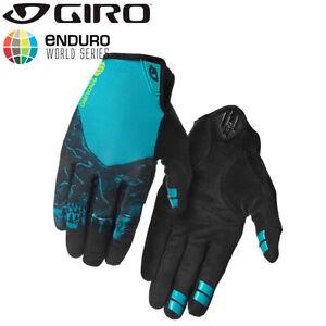 Giro DND EWS Studio MTB Gloves - Enduro World Series Teal - Sizes S M L XL