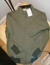 Barbour Royston Lightweight Harrington Olive Jacket, New Size Xl