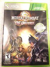 Mortal Combat vs DC Universe XBOX 360 #188