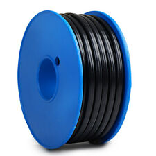 Cable Sheath Automotive Wire 3mm PVC Material Cover Black Sheathing Durable