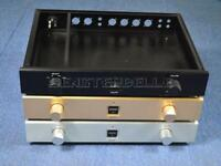 PASS1.7 Preamp Chassis Full Aluminum Power Amplifier Case DIY HIFI Shell
