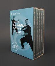 Tai Chi School Foundation Course (Chen Tai Chi, 16 hours, 6 DVDs)