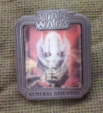 #D348. STAR WARS EPISODE III PIN - GENERAL GRIEVOUS, COURIER MAIL