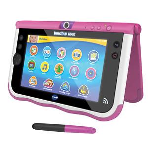 v-tech innotab max 7, pink