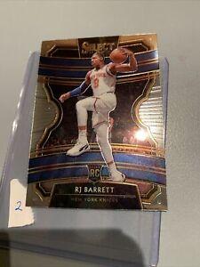 Rj Barrett 2019 Select Concourse Rookie! New York Knicks #21🔥 Rookie RC