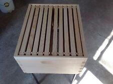 Brood Maker Unassembled  10 FRAME Deep Super Plus Frames & Foundation,