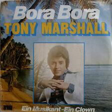 """7"""" 1978 KULT ! TONY MARSHALL : Bora Bora / MINT-"""