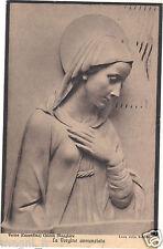 Italie - VERNA (Casentino) - Chiesa maggiore - La Vergine annunziata