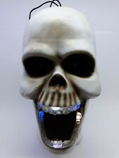 Gemmy Industries Motion Activated Sensor Talking and Laughing Skull Head Props