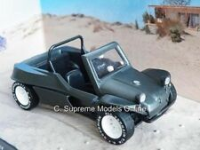 GP BEACH BUGGY CAR MODEL 1/43RD SIZE CLASSIC OFF ROAD WHITE WHEEL TYPE Y0675J^*^