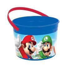 Super Mario Faveur Récipient Enfants Sacs À Surprises Fête Anniversaire