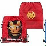 Officially Licensed   IRON MAN   Trainer Bag