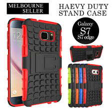 TPU Case Cover For Samsung Galaxy S5 S7 S7 Edge Shockproof Hybrid Heavy Duty