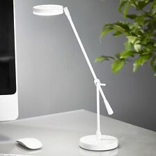 LED Schreibtischlampe Tischlampe Kinder Nachttisch Leselampe Weiß T66-1 B-Ware