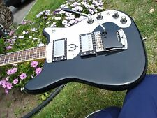 Epiphone ET-275 Electric Guitar BLACK Vintage 70's with case
