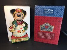 Jim Shore Walt Disney Showcase Collection Heartwarming Holiday Minnie Xmas 2005