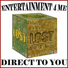 LOST - THE COMPLETE SERIES - SEASONS 1 2 3 4 5 & 6 *BRAND NEW DVD BOXSET*