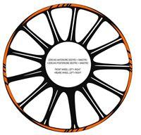 MOD.06 Adesivi cerchi ruote strisce adesive rim stickers decals cagiva derbi