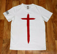 The Cursed Crusade Rare Promo T-Shirt Size L PS3 Xbox 360 Ubisoft