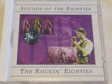 TIME LIFE SOUNDS OF THE EIGHTIES THE ROCKIN EIGHTIES CD FREE SHIPPING