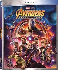 Avengers Infinity Wars (Blu-Ray) 2018 FREE SHIPPING