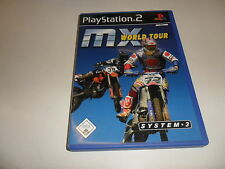 Playstation 2 MX world tour