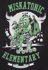 MISKATONIC ELEMENTARY Baby Toddler T-shirt Cthulhu Lovecraft Halloween Horror