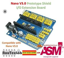 Nano V3.0 Prototype Shield I/O Extension Board Expansion for Arduino