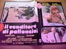 Fotobusta IL VENDITORE DI PALLONCINI 1975 Renato Cestiè, Marina Malfatti (6)
