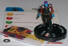 FORERUNNER #040 #40 Crisis DC HeroClix Rare